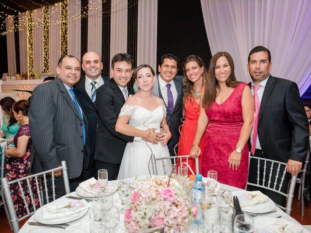 El matrimonio de Jimmi y Johanny en Santa María, Lima 114