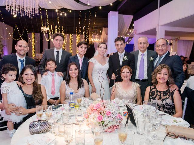 El matrimonio de Jimmi y Johanny en Santa María, Lima 115