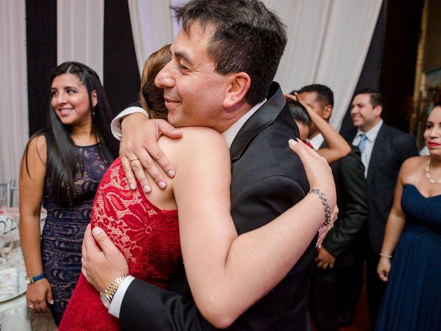 El matrimonio de Jimmi y Johanny en Santa María, Lima 117