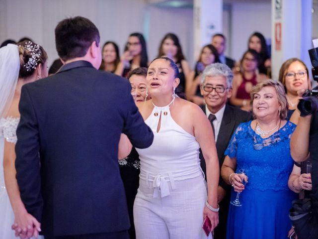 El matrimonio de Jimmi y Johanny en Santa María, Lima 120