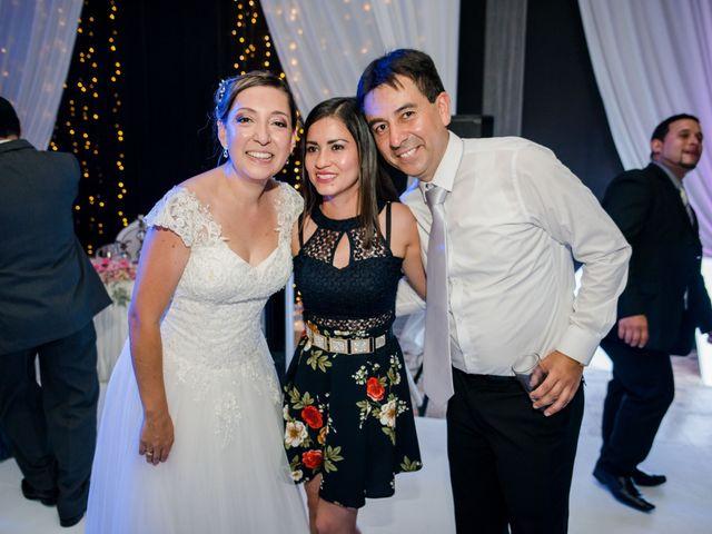 El matrimonio de Jimmi y Johanny en Santa María, Lima 122