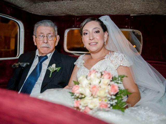 El matrimonio de Jimmi y Johanny en Santa María, Lima 124