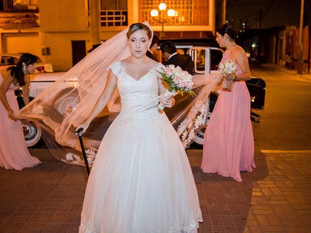 El matrimonio de Jimmi y Johanny en Santa María, Lima 125