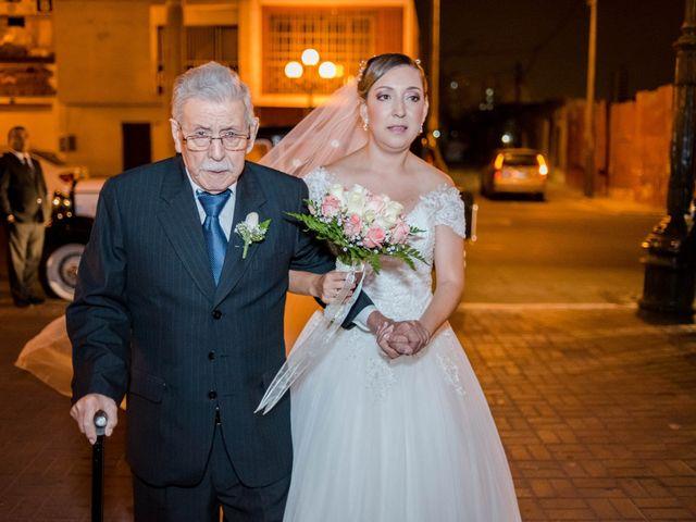 El matrimonio de Jimmi y Johanny en Santa María, Lima 126
