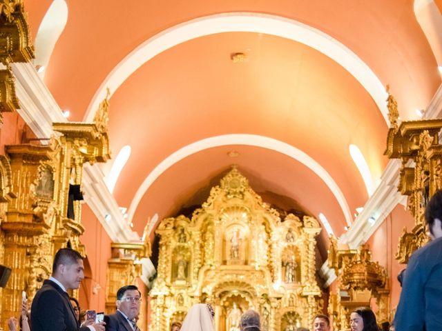 El matrimonio de Jimmi y Johanny en Santa María, Lima 127