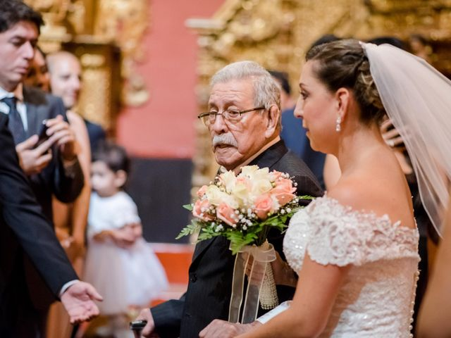 El matrimonio de Jimmi y Johanny en Santa María, Lima 128
