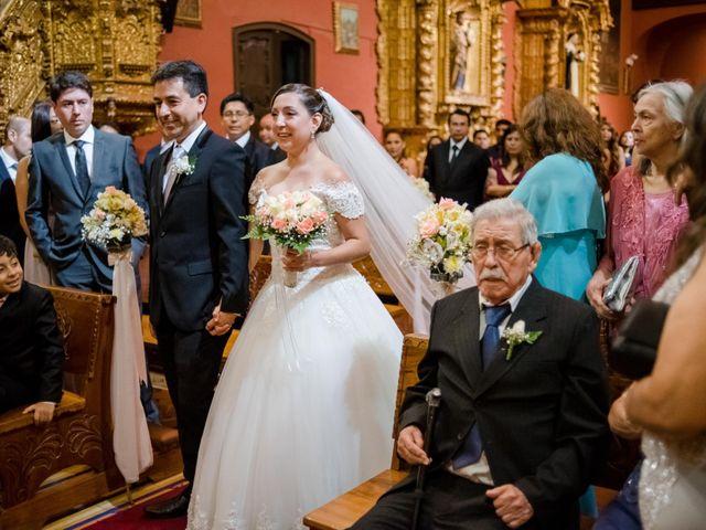 El matrimonio de Jimmi y Johanny en Santa María, Lima 129