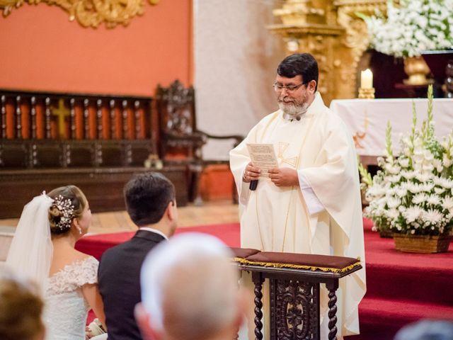 El matrimonio de Jimmi y Johanny en Santa María, Lima 131