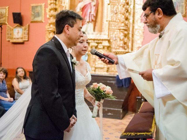 El matrimonio de Jimmi y Johanny en Santa María, Lima 133