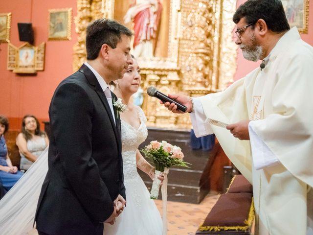 El matrimonio de Jimmi y Johanny en Santa María, Lima 134