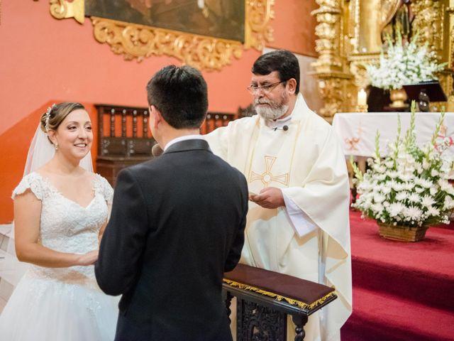 El matrimonio de Jimmi y Johanny en Santa María, Lima 137