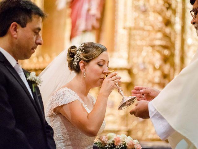El matrimonio de Jimmi y Johanny en Santa María, Lima 138