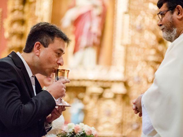 El matrimonio de Jimmi y Johanny en Santa María, Lima 139