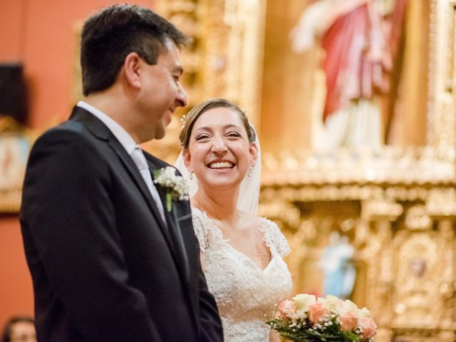 El matrimonio de Jimmi y Johanny en Santa María, Lima 140