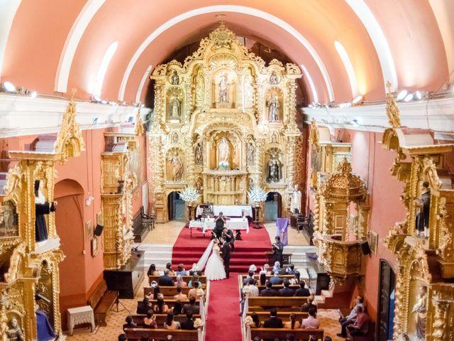 El matrimonio de Jimmi y Johanny en Santa María, Lima 141