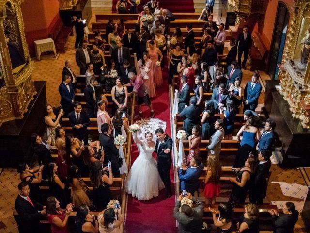 El matrimonio de Jimmi y Johanny en Santa María, Lima 142