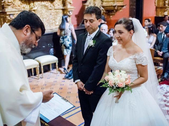 El matrimonio de Jimmi y Johanny en Santa María, Lima 145