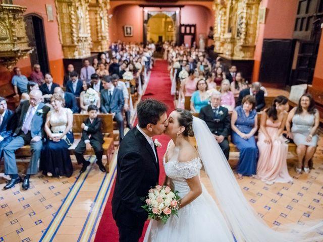 El matrimonio de Jimmi y Johanny en Santa María, Lima 147