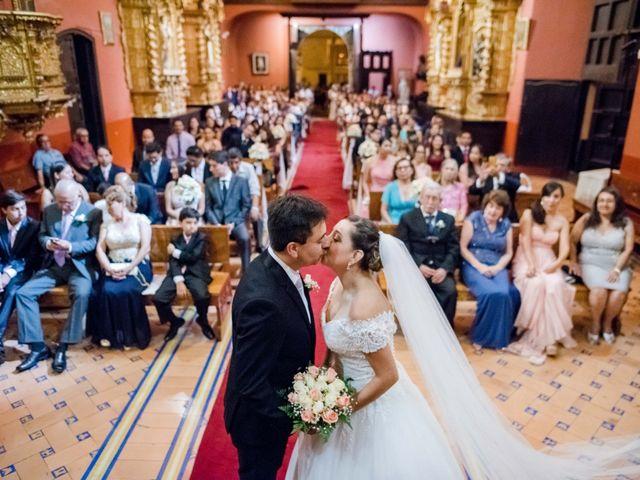 El matrimonio de Jimmi y Johanny en Santa María, Lima 148