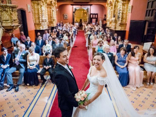 El matrimonio de Jimmi y Johanny en Santa María, Lima 149