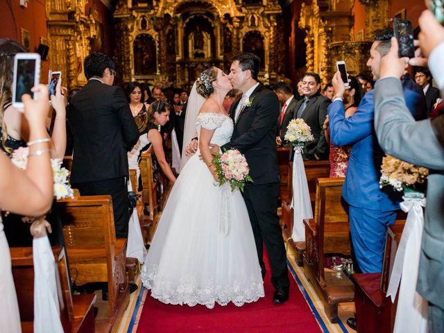 El matrimonio de Jimmi y Johanny en Santa María, Lima 151