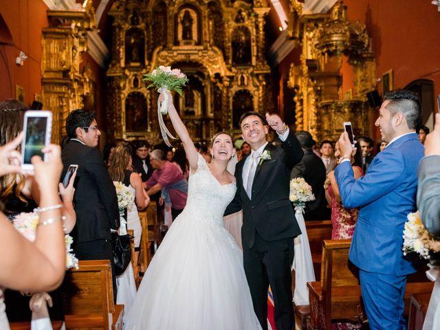 El matrimonio de Jimmi y Johanny en Santa María, Lima 152