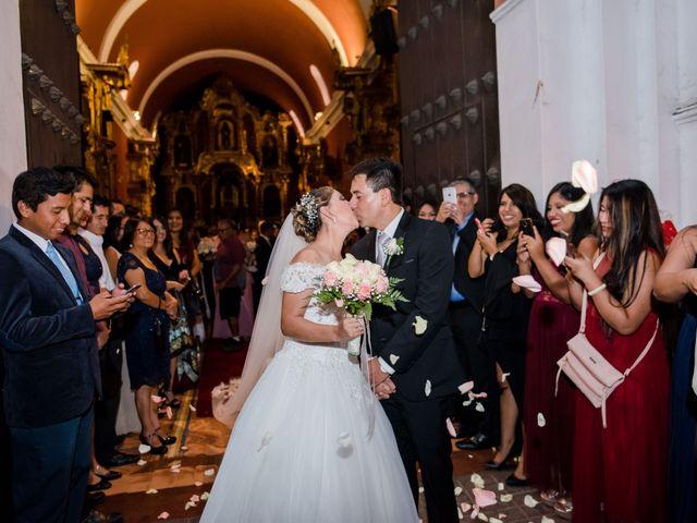 El matrimonio de Jimmi y Johanny en Santa María, Lima 153