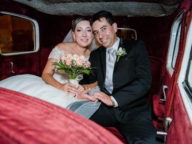 El matrimonio de Jimmi y Johanny en Santa María, Lima 154