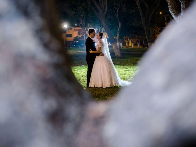 El matrimonio de Jimmi y Johanny en Santa María, Lima 156