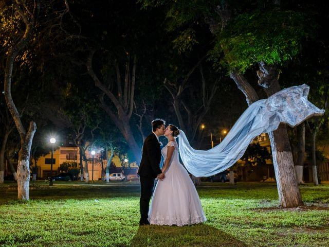 El matrimonio de Jimmi y Johanny en Santa María, Lima 157