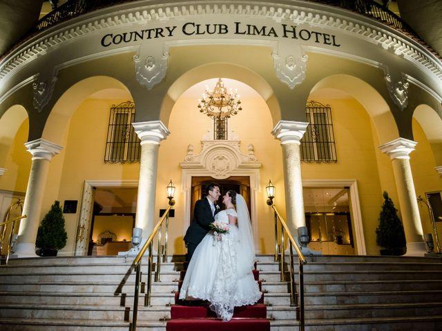 El matrimonio de Jimmi y Johanny en Santa María, Lima 162