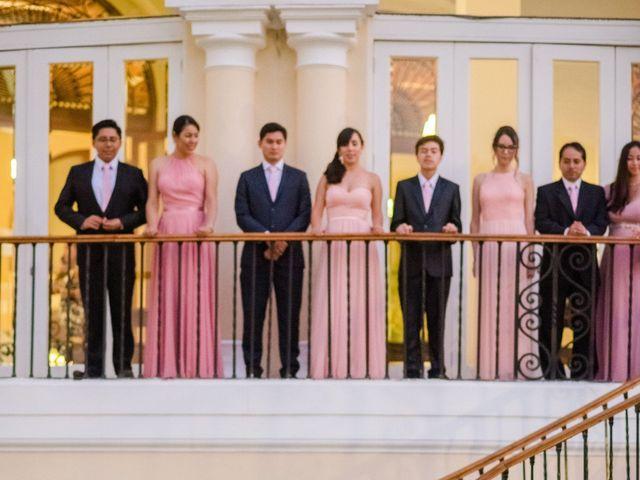 El matrimonio de Jimmi y Johanny en Santa María, Lima 217