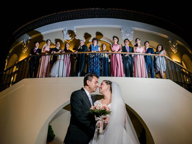 El matrimonio de Jimmi y Johanny en Santa María, Lima 220