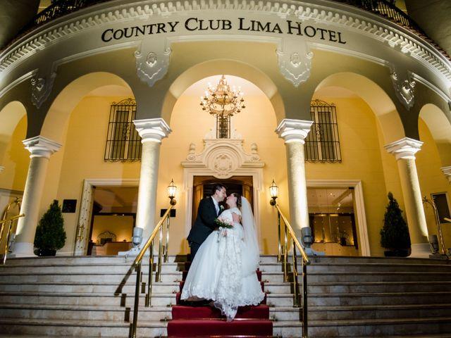 El matrimonio de Jimmi y Johanny en Santa María, Lima 222