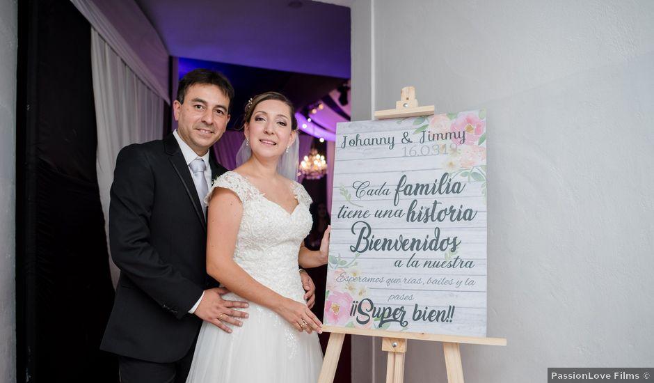 El matrimonio de Jimmi y Johanny en Santa María, Lima