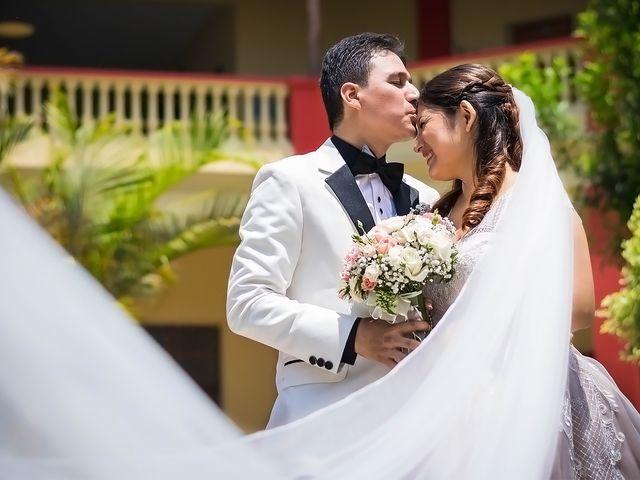 El matrimonio de Natalia y Jimmy