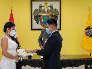 El matrimonio de Erick y Danitza 3