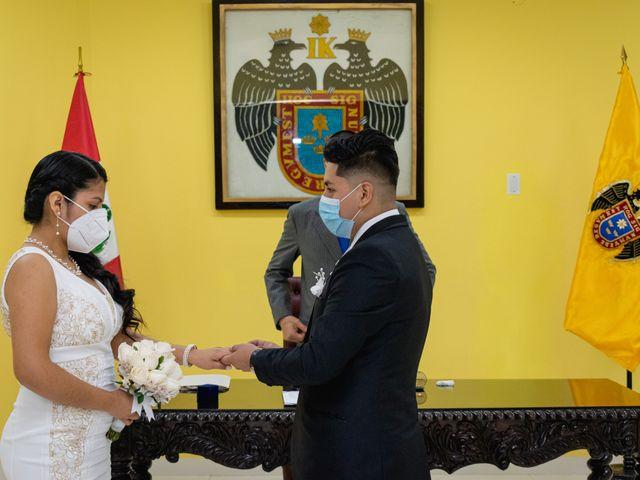 El matrimonio de Danitza y Erick en San Martín de Porres, Lima 4