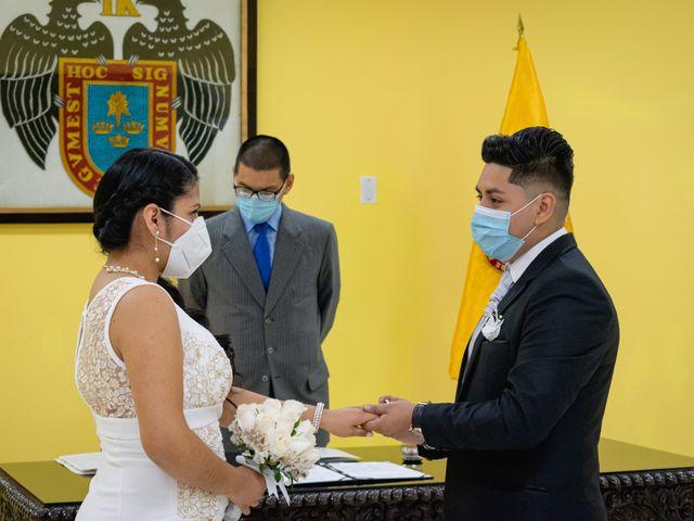 El matrimonio de Danitza y Erick en San Martín de Porres, Lima 5