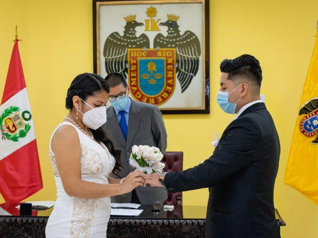 El matrimonio de Danitza y Erick en San Martín de Porres, Lima 6