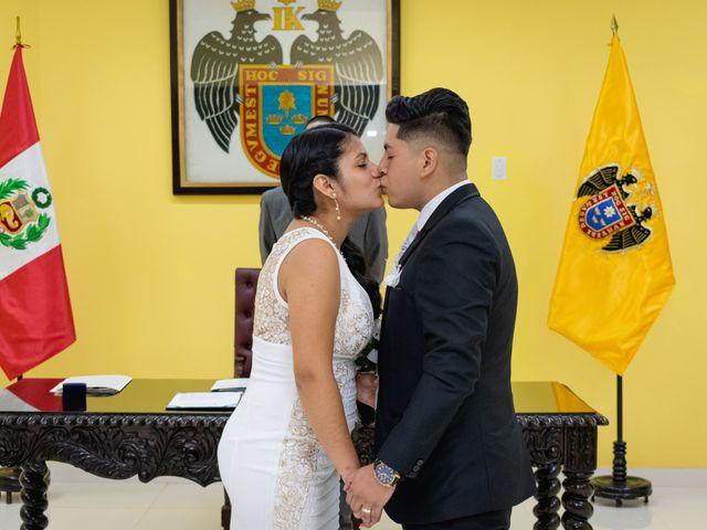 El matrimonio de Danitza y Erick en San Martín de Porres, Lima 8
