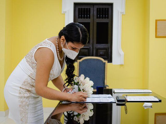 El matrimonio de Danitza y Erick en San Martín de Porres, Lima 10