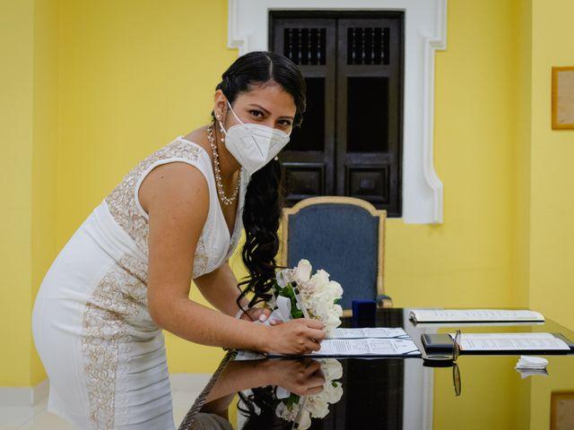 El matrimonio de Danitza y Erick en San Martín de Porres, Lima 11