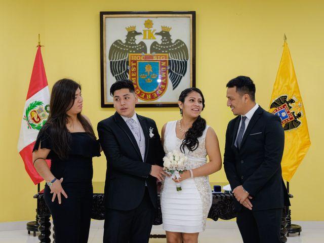 El matrimonio de Danitza y Erick en San Martín de Porres, Lima 17