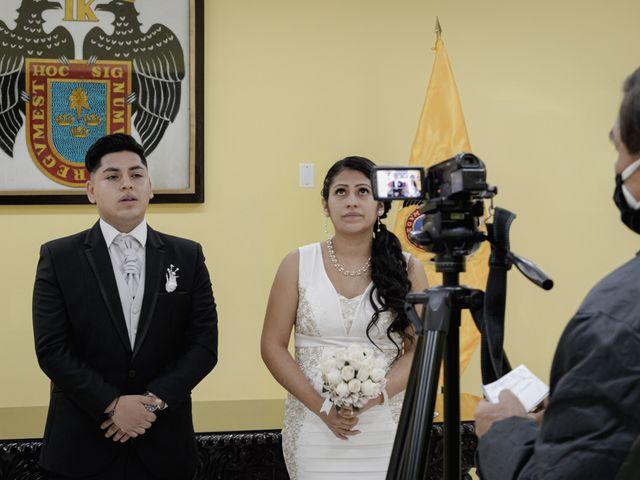 El matrimonio de Danitza y Erick en San Martín de Porres, Lima 20