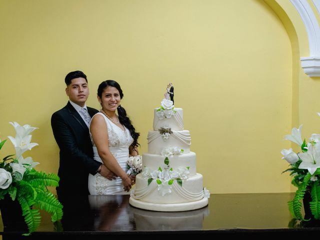 El matrimonio de Danitza y Erick en San Martín de Porres, Lima 23