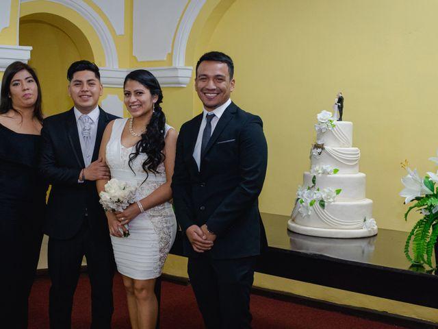 El matrimonio de Danitza y Erick en San Martín de Porres, Lima 27