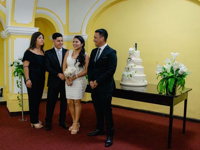 El matrimonio de Danitza y Erick en San Martín de Porres, Lima 28