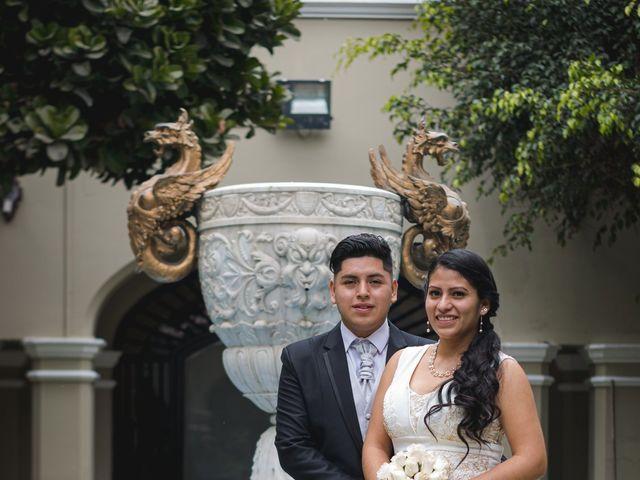 El matrimonio de Danitza y Erick en San Martín de Porres, Lima 30