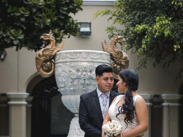 El matrimonio de Danitza y Erick en San Martín de Porres, Lima 31